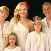 Angélica diz que filhos lidam bem com a fama dela e Huck: 'Não são deslumbrados'