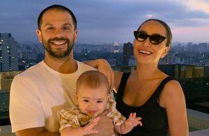 No Rio, Duda Nagle mata saudade de Zoe e Sabrina pela web:'Serve de combustível'