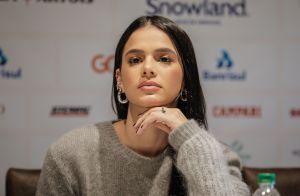 Bruna Marquezine não se incomodou com cenas de nudez em filme: 'Foco era arte'
