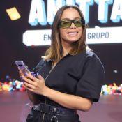 Anitta afasta apelo sexual em programa na TV: 'Essa parte só na versão Youtube'