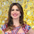 Luciana Gimenez precisou da ajuda de produtora para chegar ao camarim: 'Mas vai melhor'
