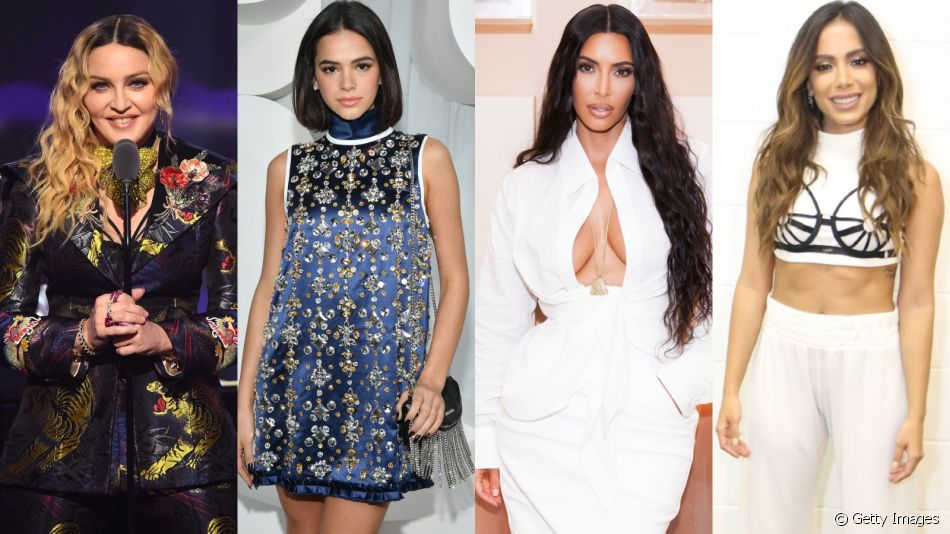 Marquezine, Anitta, clã Kardashian, Madonna e mais famosos fazem apelo pela Amazônia