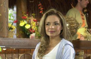 Aos 57, Luíza Tomé ostenta corpo enxuto em foto de biquíni e fãs elogiam: 'Gata'