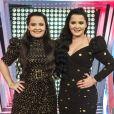 Maiara e Maraisa adotaram programa de emagrecimento de Mayra Cardi