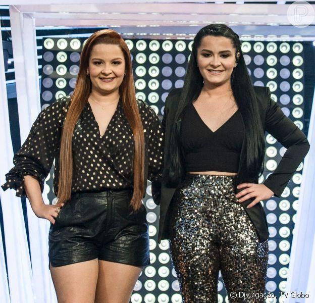 Maiara e Maraisa têm chamado atenção pelo corpo mais magro