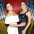 Emilly e Mayla Araújo são irmãs gêmeas, ex-participantes do 'BBB17'. Emily foi a campeã da edição polêmica