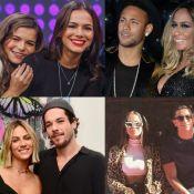 Luana Marquezine, Rafaella Santos e mais: os irmãos de famosos adorados na web
