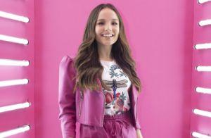Neon, conjunto, babado e mais: Larissa Manoela troca de look 5x em evento