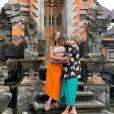 Anitta e Pedro Scooby  curtiram férias em Bali, na Indonésia, em maio de 2019