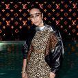 Sabrina Sato usa look Louis Vuitton de R$ 58 mil em evento da marca