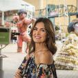 Fátima Bernardes está no comando do matutino 'Encontro', da TV Globo