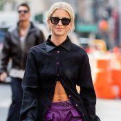 O street style da Semana de Moda de Nova York está cheia de trends para o verão!