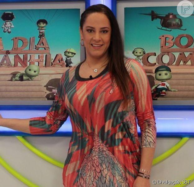 Filha de Silvio Santos assume namoro com policial militar