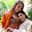 Dupla de Simone, Simaria relata encontro com Gigi Hadid em Nova York