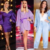 As tendências de moda usadas por Ivete Sangalo no 'The Voice Brasil'. Confira!
