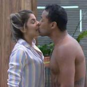 'A Fazenda': Phellipe Haagensen é expulso por assédio e beijo roubado em Hariany