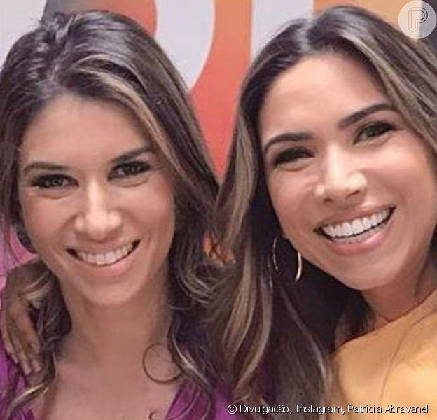 Patricia Abravanel e Rebeca Abravanel se divertem em aniversário de 5 anos de herdeiro neste domingo, dia 29 de setembro de 2019