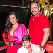 Marido de Simone, Kaká Diniz emagrece 8kg e revela meta: 'Vou chegar nos 80kg'