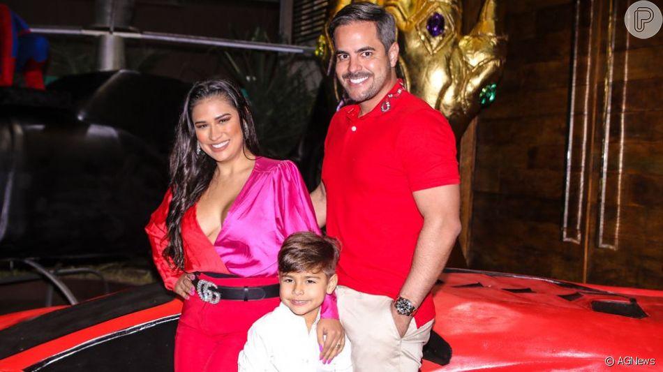 Marido de Simone, Kaká Diniz emagrece 8kg
