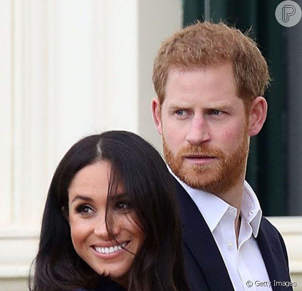 Príncipe Harry reagiu após imprensa britânica divulgar carta de sua mulher, Meghan Markle, ao pai dela: 'Perdi minha mãe e agora vejo minha esposa sendo vítima das mesmas forças poderosas'