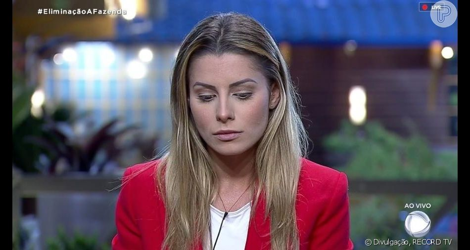 'A Fazenda': Aricia Silva foi a segunda eliminada da 11ª temporada