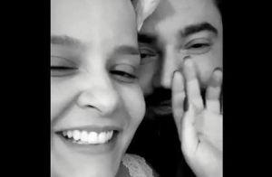 Maiara revira baú em aniversário de namoro com Fernando: 'Meus melhores 5 meses'