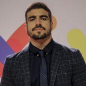 Caio Castro comenta foto de Grazi Massafera e fãs shippam: 'Casem logo'