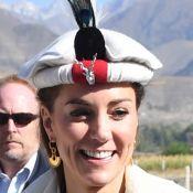 Kate Middleton ganha mesmo chapéu típico dado a Lady Di em viagem ao Paquistão