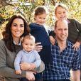 Kate Middleton e o príncipe William são pais de George, Charlotte e Louis