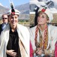 Kate Middleton e Lady Di ganharam o mesmo chapéu típico durante viagem pelo Paquistão