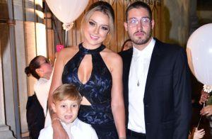 Marido de Carol Dantas detalha relação com Davi Lucca, filho de Neymar: 'Ótima'