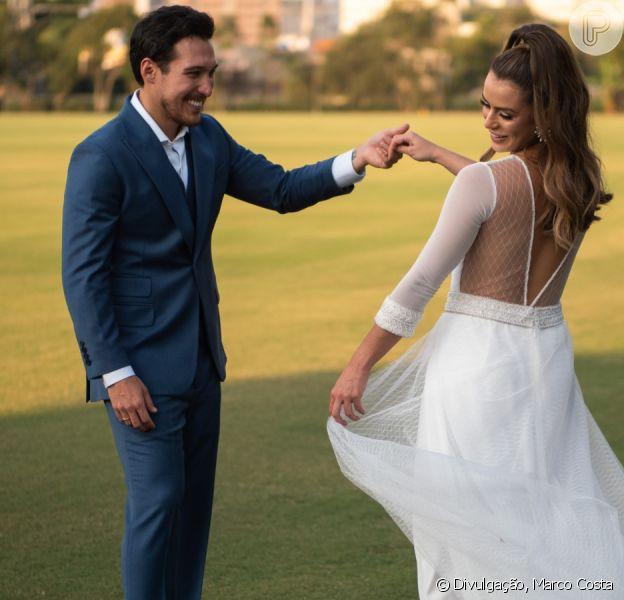 Blogueira Mari Saad faz festa de noivado nesta quarta-feira, dia 30 de outubro de 2019