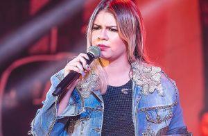 Marília Mendonça reclama de fortes dores na gravidez e fãs confundem com parto