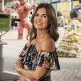 Fátima Bernardes não apresentou o programa 'Encontro' nesta sexta-feira e voltou a ser substituída por Patricia Poeta