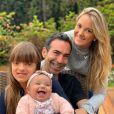 Rafa Justus, filha de Ticiane Pinheiro e Roberto Justus, adora cuidar da irmã mais nova