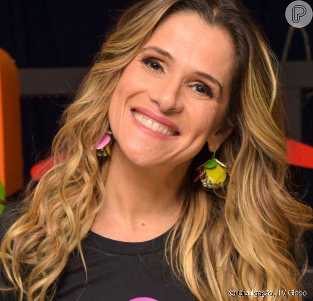 Ingrid Guimarães surpreende fãs com foto de sua sobrinha nesta segunda-feira, dia 16 de dezembro de 2019