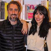 Filho de Marcos Mion esquia em viagem e Suzana Gullo explica: 'Cadeira adaptada'