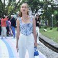 Marina Ruy Barbosa levantou dúvidas sobre o novo visual em vídeo