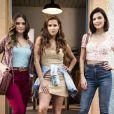 Luna, Alexia e Kyra vão presenciar um assassinato durante furacão no México. O trio é dado como morto e vai precisar dar uma repaginada completa no visual caso não queiram ser pegas pelos vilões de 'Salve-se Quem Puder'