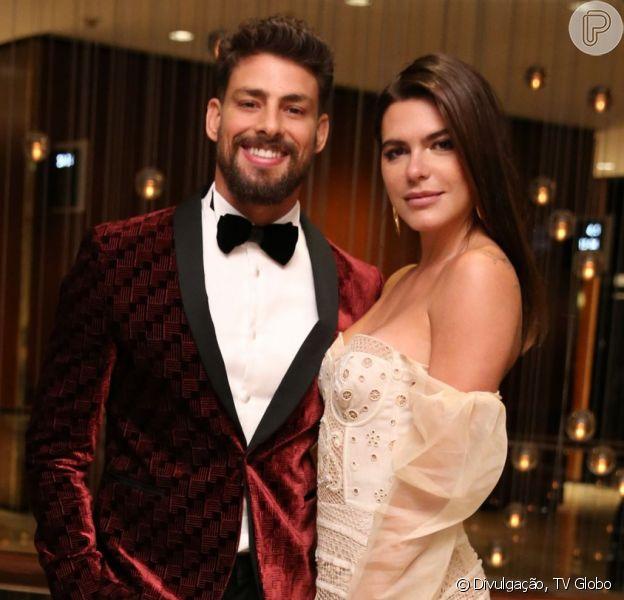 Mariana Goldfarb mostrou fotos inéditas de seu casamento com o ator Cauã Reymond nesta sexta-feira, dia 24 de janeiro de 2020