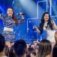 Maiara e Maraisa vão fazer  uma série de shows na Europa