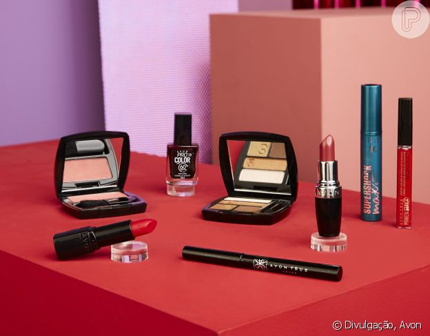 Esse kit de maquiagem Avon pode ser seu!