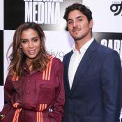 Anitta usa macacão presenteado por Beyoncé em première de Gabriel Medina. Fotos!