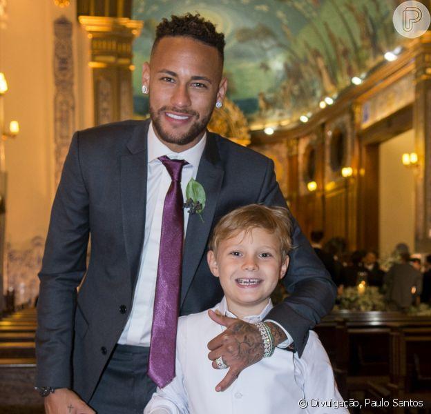 Filho de Neymar, Davi Lucca ganha companhia do irmão caçula em jogo. Veja vídeo postado nesta terça-feira, dia 04 de fevereiro de 2020