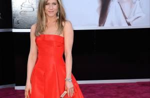 Oscar 2013: Jennifer Aniston explica vestido: 'É fácil de ir ao banheiro