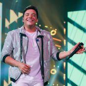 Wesley Safadão adota cabelo loiro e se compara a cantor: 'O Belo está diferente'
