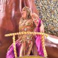 Lívia Andrade estreou na Pérola Negra, neste sábado, 22 de fevereiro de 2020