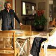 José Alfredo (Alexandre Nero) afirma para Maria Marta (Lilia Cabral) que vai assumir a paternidade de Cristina (Leandra leal) caso o teste de DNA seja positivo, em 'Império'