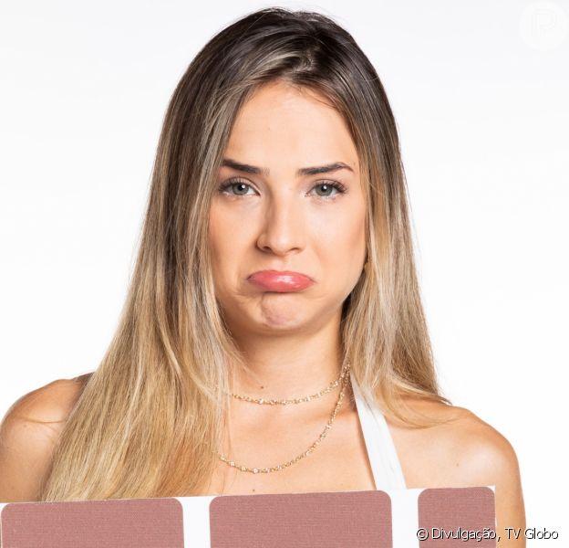 'BBB20': Gabi teve crise de choro em conversa com Guilherme e se desesperou nesta terça-feira, 25 de fevereiro de 2020