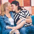 Whindersson Nunes e Luísa Sonza destacaram a sintonia dos dois nos 4 anos de relacionamento